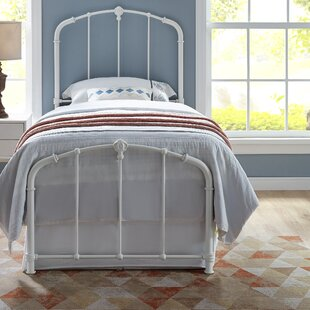 Hulett Panel Bed by August Grove