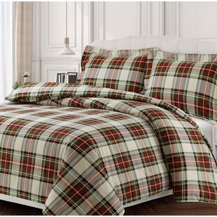 Monahan Oversized Duvet Cover Set