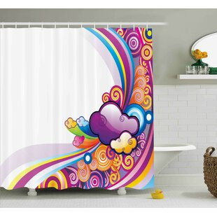 Elisa Single Shower Curtain