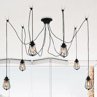 CWI Lighting Tomaso 6-Light Pendant