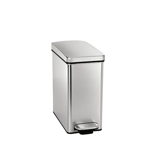 10 L Tretmülleimer simplehuman | Küche und Esszimmer > Küchen-Zubehör > Mülleimer | simplehuman