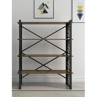 Broomfield Standard Bookcase Union Rustic