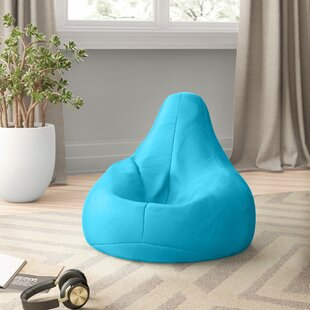 Kids High Back Gamer Bean Bag Chair By Zipcode Design