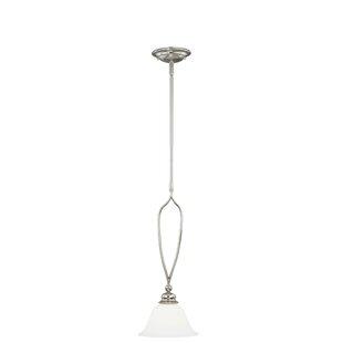 Ebern Designs Nicholas 1-Light Cone Pendant