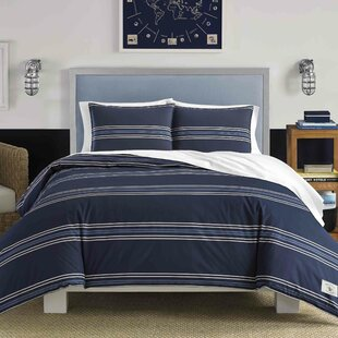 Acton Cotton Comforter Set byNautica