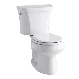 Compare & Buy Wellworth 1.6 GPF Round Two-Piece Toilet By Kohler