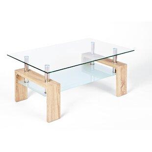 Lloyd Coffee Table With Storage By Mercury Row
