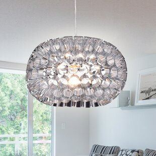 Mose 1-Light Pendant by Orren Ellis