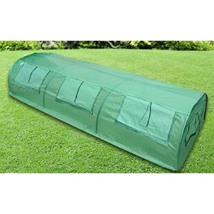 Strong Camel 3 Ft. W x 10 Ft. D Mini Greenhouse
