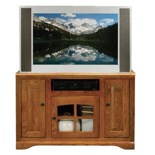 Great deal Glastonbury TV Stand for TVs up to 43 by Loon Peak Reviews (2019) & Buyer's Guide