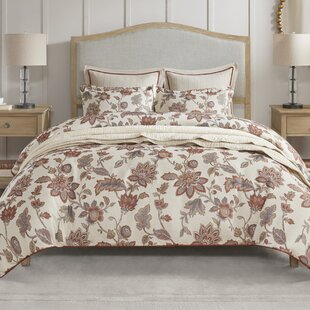 Victoria Queen Upholstered Panel Bed by Madison Park Signature