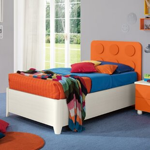 Dave Kids Panel Bed By Zoomie Kids