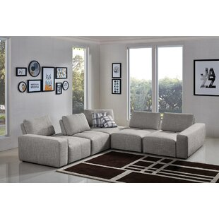Diamond Sofa Jazz Modular Sectional