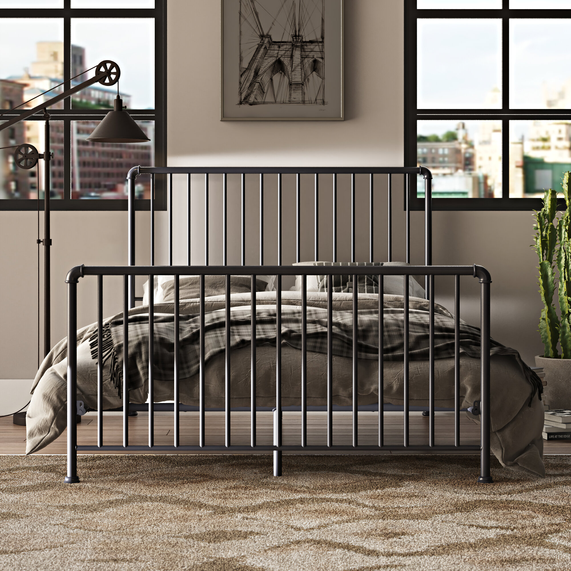 - Trent Austin Design Jessie Sleigh Bed & Reviews Wayfair