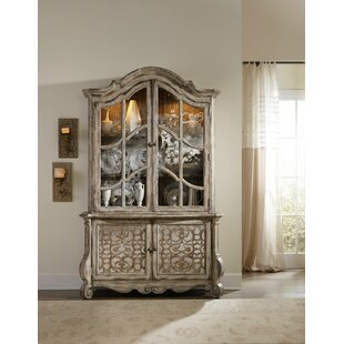 Hooker Furniture Chatelet Lighted China Cabinet