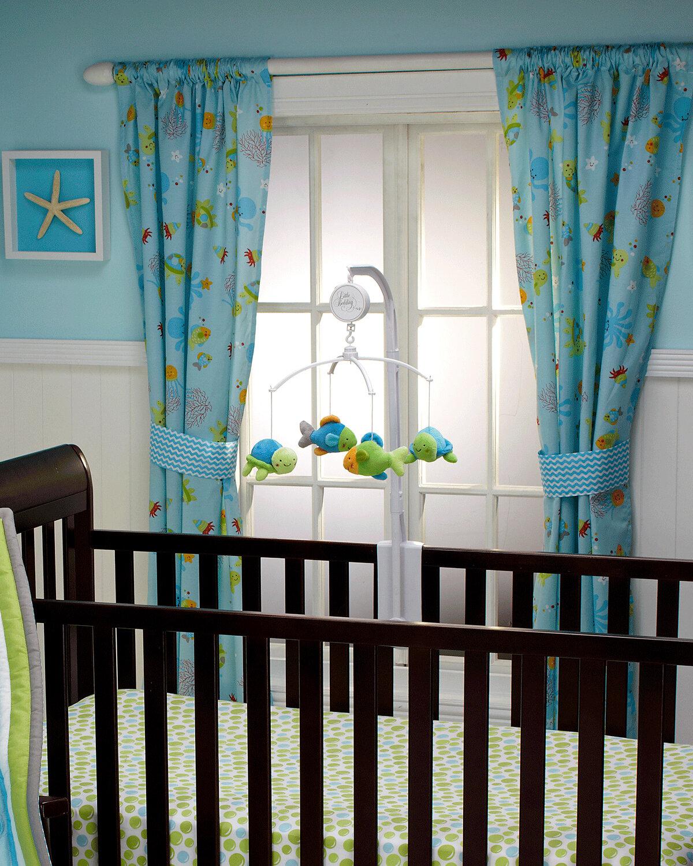 Zoomie Kids Kinnard Sheer Rod Pocket Single Curtain Panel Reviews Wayfair
