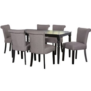 Hubler 7 Piece Dining Set by Mercer41