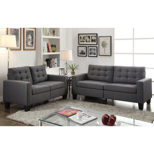 Clem Configurable Living Room Set by Zipcode Design