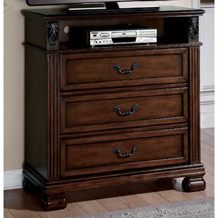 Great choice Rowland 3 Drawer Chest By Fleur De Lis Living