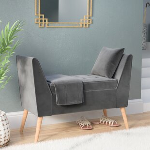Viergeline 3 Piece Upholstered Flip top Bench by Langley Street