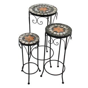 Nesting Plant Stand (Set Of 3) By World Menagerie