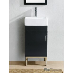 Best Reviews Kinsey 16 Single Bathroom Vanity Set By Orren Ellis