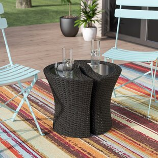Order Cherita Outdoor Separable Bistro Table Compare prices