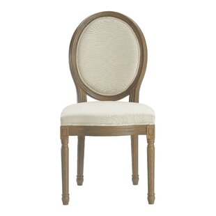 Brought Round Upholstered Dining Chair (Set of 2) by Lark Manor