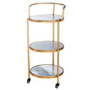 Cindy Bar Cart by Statements by J