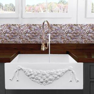 30 inch farmhouse sink wayfair cape 3025 x 20 farmhouse kitchen sink workwithnaturefo