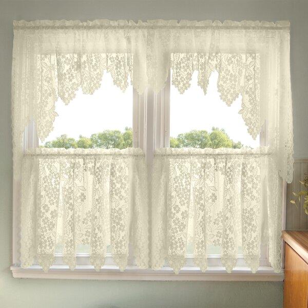 August Grove 70 Window Valance Reviews Wayfair