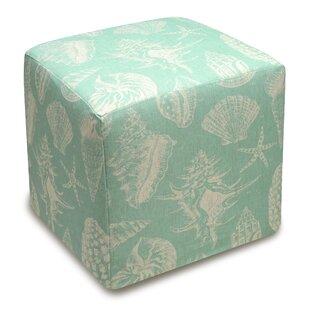 Seashells Cube Ottoman