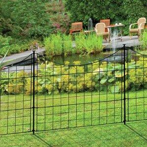 25 in. x 137.5 in. Zippity Garden Fence (..