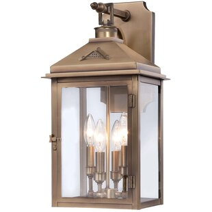 Darby Home Co Merton 4-Light Outdoor Wall Lantern