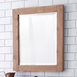 Savings Americana Bathroom Mirror By Native Trails, Inc.