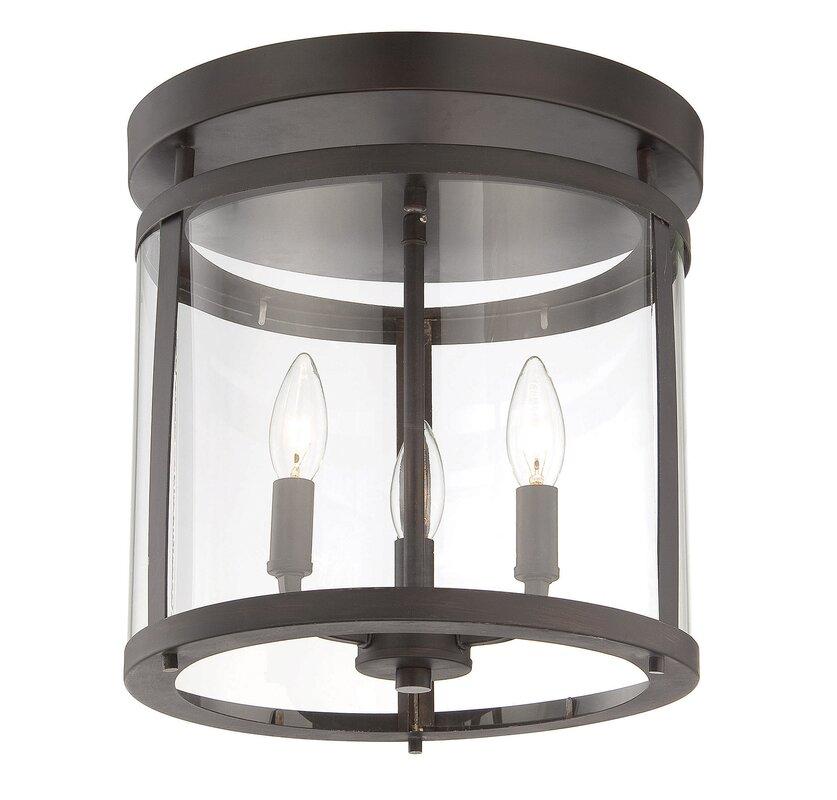 Aldergrove 3 Light Semi Flush Mount. Flush Mount Lighting You ll Love   Wayfair