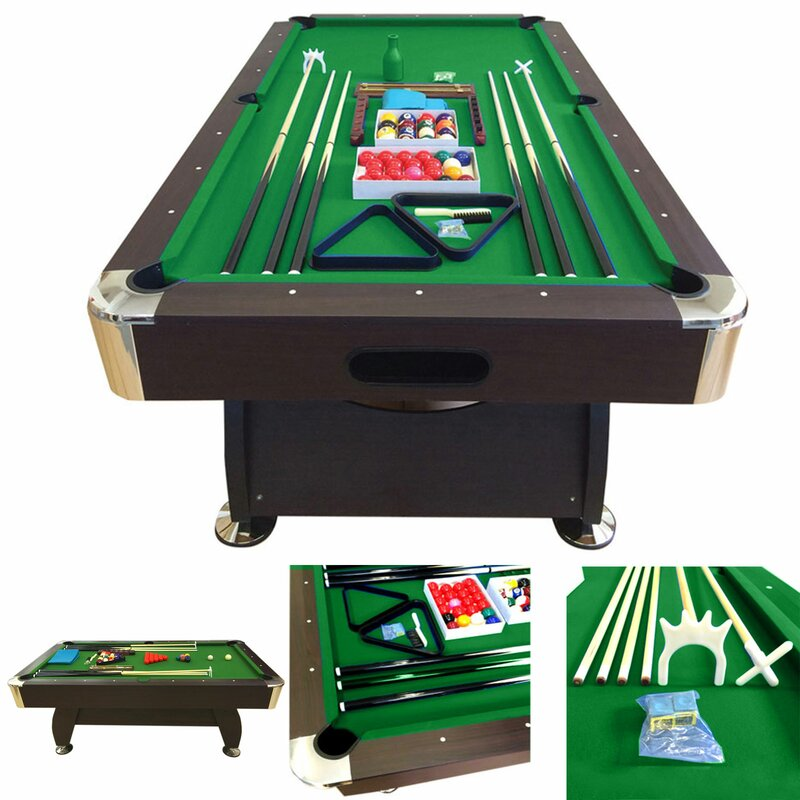 Simba USA Snooker Full Set Accessories Pool Table & Reviews | Wayfair