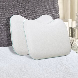 Grantec International Inc Comforest Shoulder Dual Sided Pillow (Set of 2)