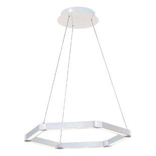 hexagon light wayfair ca