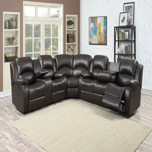 Morganti 3 Piece Reclining Living Room Set