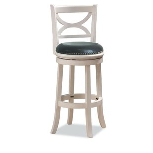 Cristian 29 Swivel Bar Stool Charlton Home