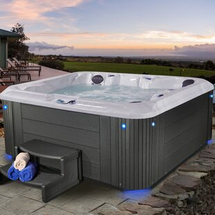 Essential Spas Riviera 5-Person 100-Jet Spa