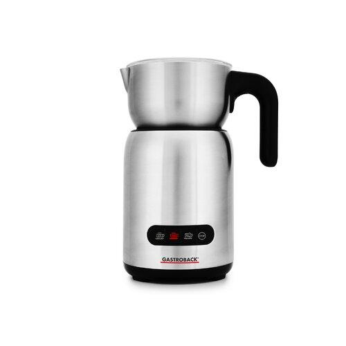 Gastroback 1000 ml automatischer Milchaufschäumer Design Gastroback   Küche und Esszimmer > Kaffee und Tee > Milchaufschäumer   Gastroback