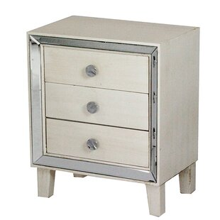 3 Drawer Accent Chest by Heath..