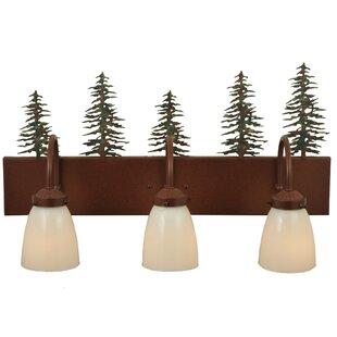 Meyda Tiffany Tall 3-Light Vanity Light