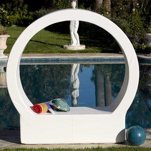 La-Fete Pod Circle Seating Patio Chair