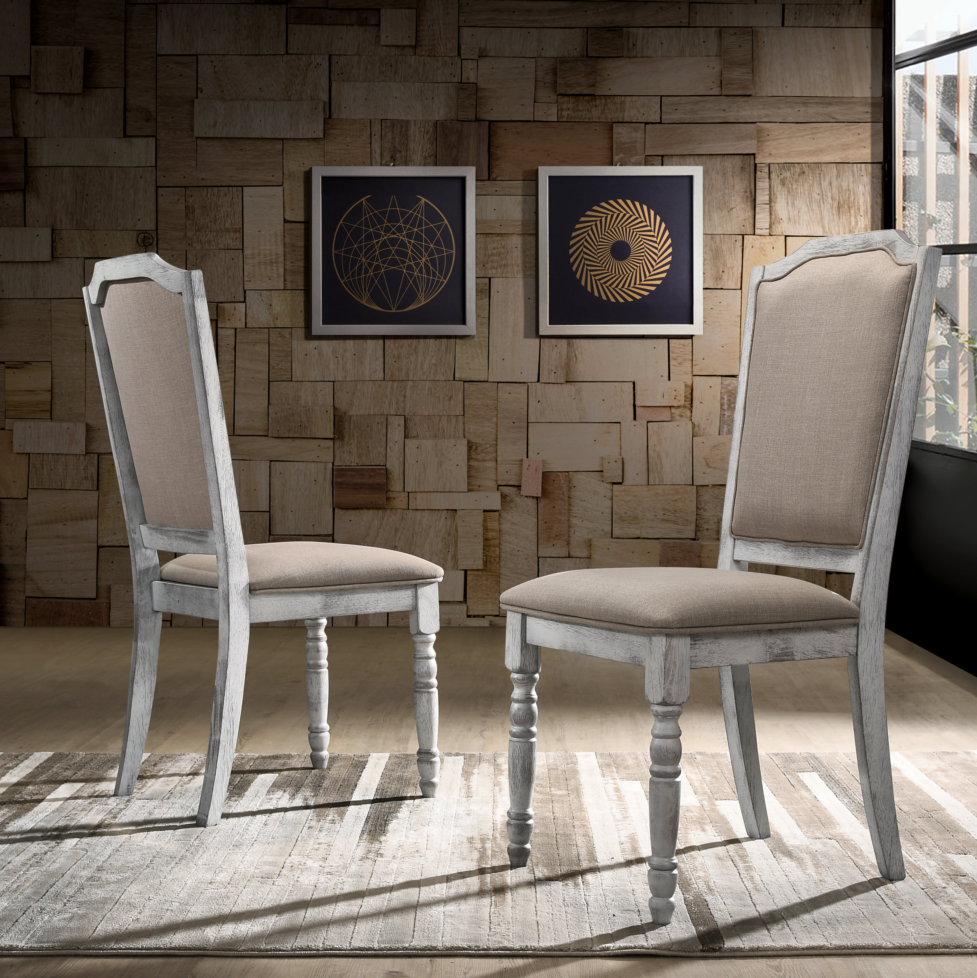 Mariposa Upholstered Dining Chair