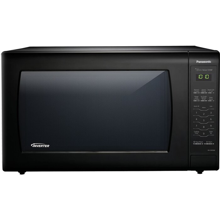23 2 Cu Ft Countertop Microwave With Genius Sensor And Inverter Technology