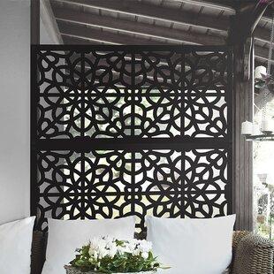 Gentil Outdoor Fence Panels | Wayfair