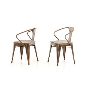 Atkinson Solid Wood Dining Chair (Set of ..